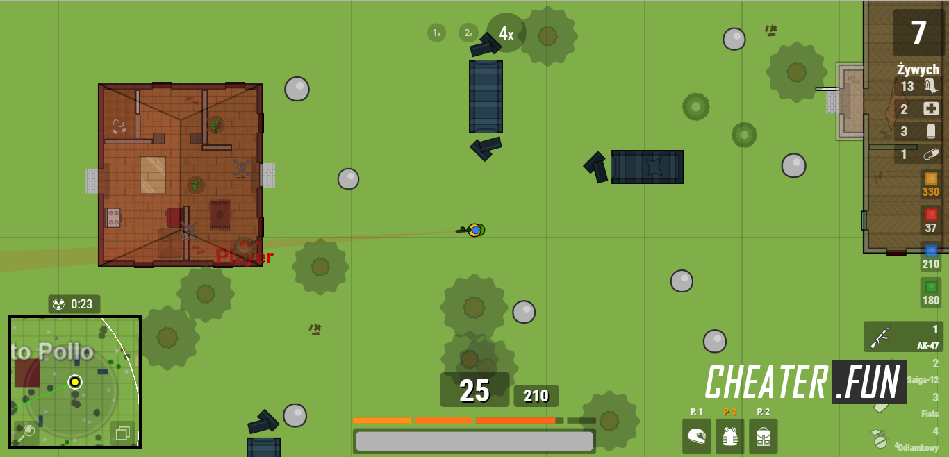 aimbot activated