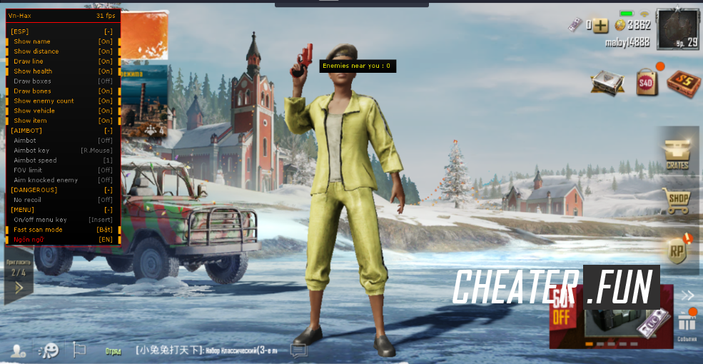 aimbot for pubg mobile download