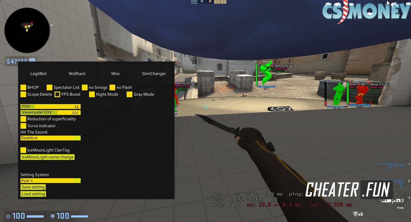 cs go best aimbot settings